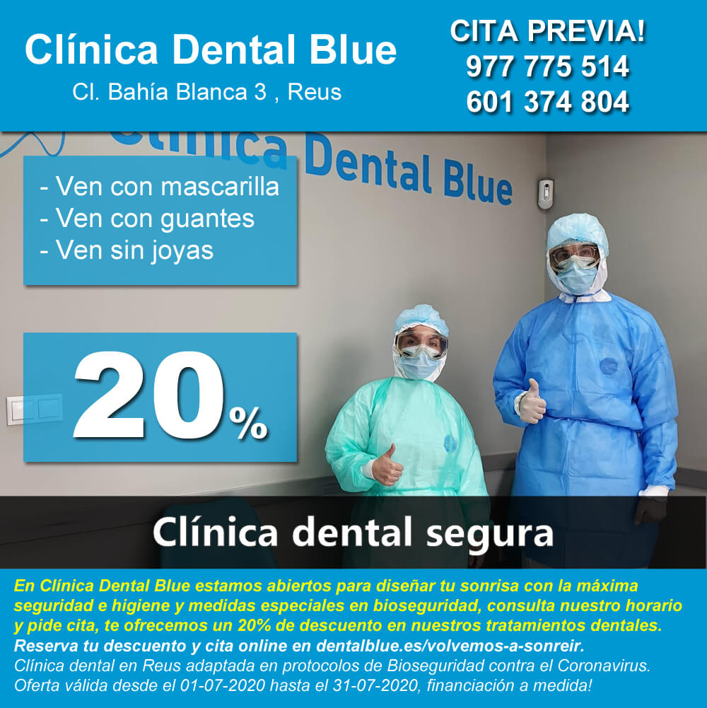 Clínica dental segura