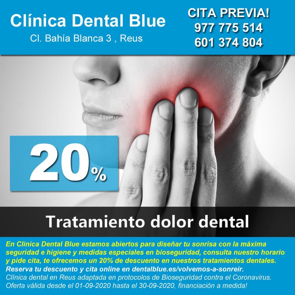 Tratamiento dolor dental